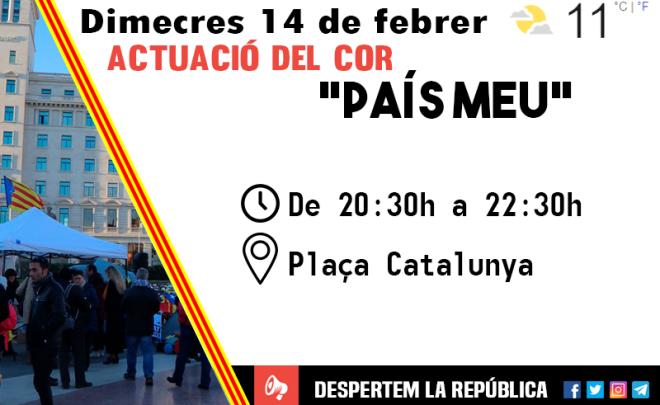 Despertem la República a Barcelona