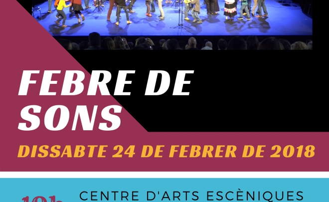 Febre de Sons a Salt – 24.02.2018